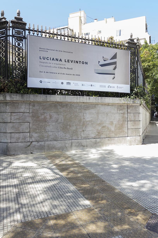 Despues de la arquitectura - Museo Nacional de Arte Decorativo