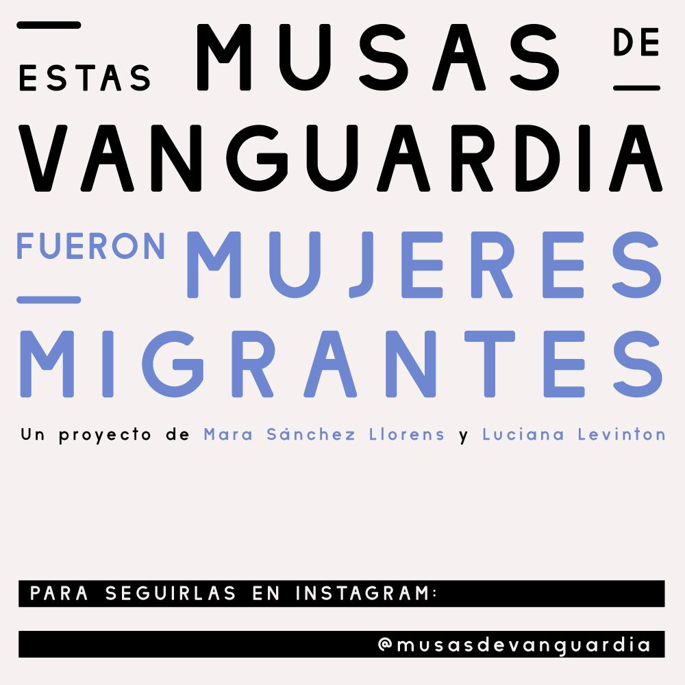 MUSAS DE VANGUARDIA
